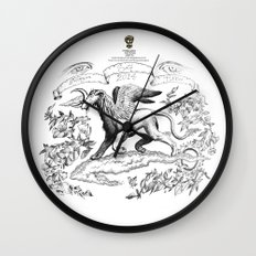 Ceballo Wall Clock