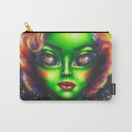 Iconic Alien Women: Marilyn Carry-All Pouch