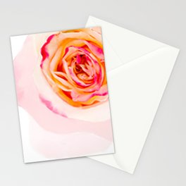 Mixed Rose Stationery Cards