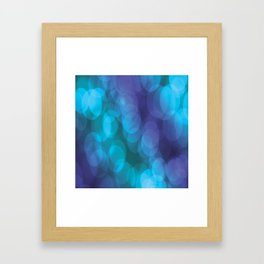 abstract background Framed Art Print