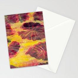 Bright Monsteria Stationery Cards