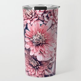 Flower | Photography | Pink Blossoms | Spring | Pattern Travel Mug