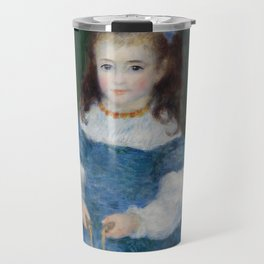Girl with a Jump Rope (Portrait of Delphine Legrand) Travel Mug
