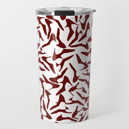 Red Shoes Travel Mug