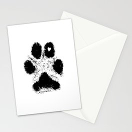 Paw Love Stationery Cards