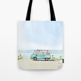 Buds and V dubs Tote Bag