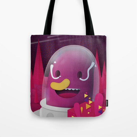 Inter Something Unimportant Tote Bag