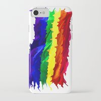 equality iPhone & iPod Cases featuring Equality by Lyndi May