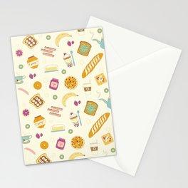 Who else loves breakfast? Stationery Cards