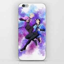 Stammi Vicinio - Duet iPhone Skin