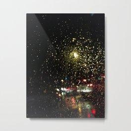 Rainy Days Metal Print