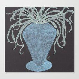Wayward Plant Canvas Print