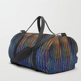 Wellen Strand Meer - Muster Duffle Bag