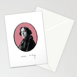 Authors - Oscar Wilde Stationery Cards