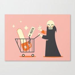 Sale ... Canvas Print