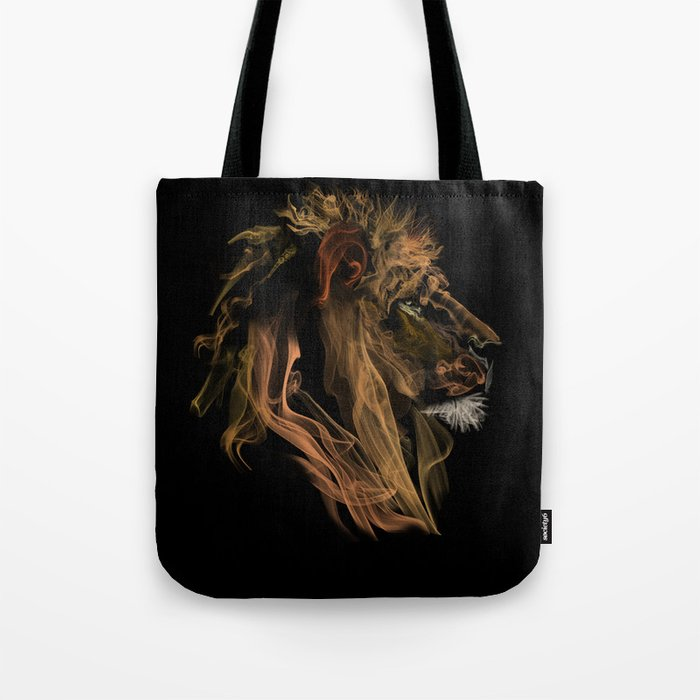 Where there's smoke there's fire! Tote Bag