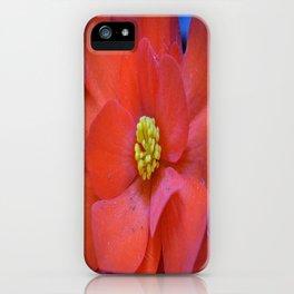 F l o u w e r iPhone Case