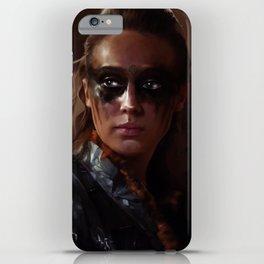 Lexa, The 100 iPhone Case