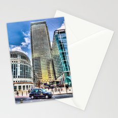 Canary Wharf  London Stationery Cards