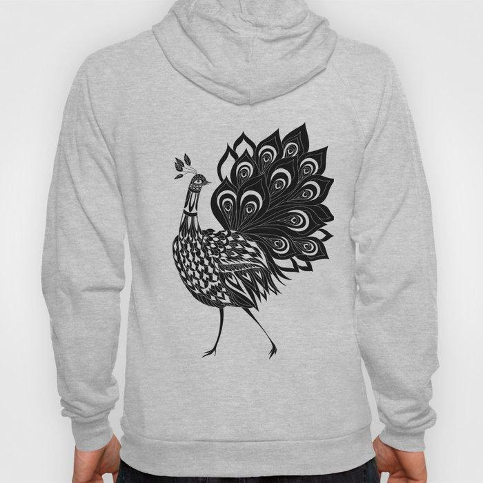 Fantasy bird Hoody