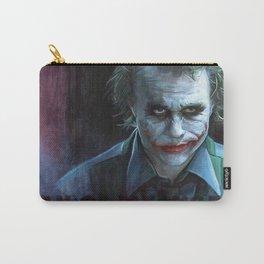 Heath Ledger (the joker) Carry-All Pouch