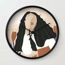 Can`t you see me ? Wall Clock