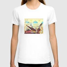 N for Nightingale - Alphabet City T-shirt