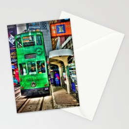 Ding Ding Cable Car Stationery Cards