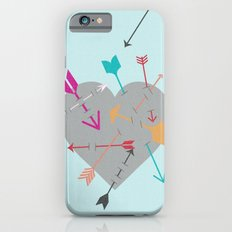 Arrow Heart iPhone 6s Slim Case