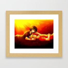 Solangelo 2 Framed Art Print
