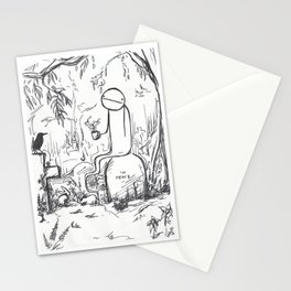 IN PEACE Stationery Cards