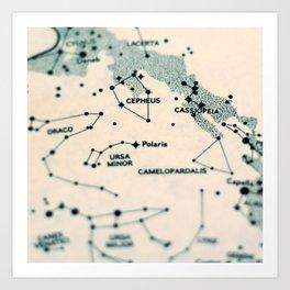 For the Stars Art Print