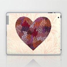 Pink Heart Laptop & iPad Skin