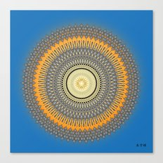 Fleuron Composition No. 214 Canvas Print