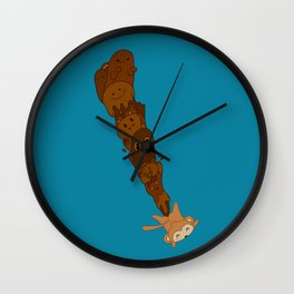 kawaii Wall Clock