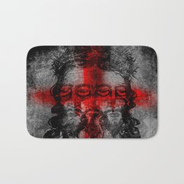 The Alternate Christ Bath Mat