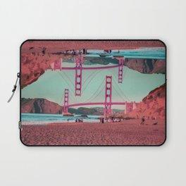 Golden Daze Laptop Sleeve