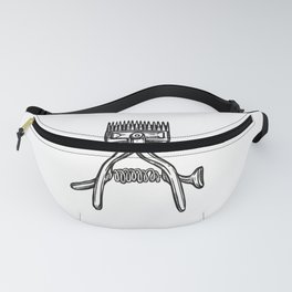 Politically Incorrect Fanny Pack