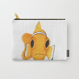 Not funny Clownfish Carry-All Pouch