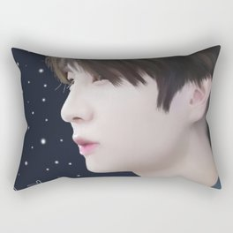 Leo's Starlight Rectangular Pillow