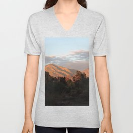Near Sunset Unisex V-Neck