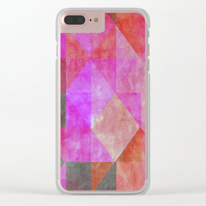 GardenCity Clear iPhone Case