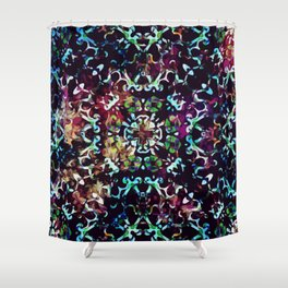 Gypsy Universe Shower Curtain