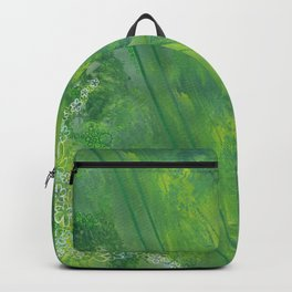 It's Not Easy Being Green Backpack