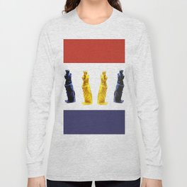 french venus colors Long Sleeve T-shirt