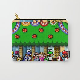 Super Mario World Happy Ending Carry-All Pouch