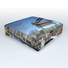 Lift Bridge Outdoor Floor Cushion