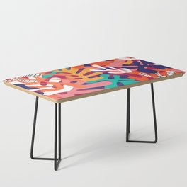 Matisse Pattern 006 Coffee Table