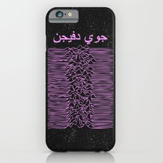 Joy Division In Arabic & pink  iPhone 6s Slim Case