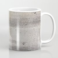 concrete Mugs featuring Concrete by Patterns and Textures